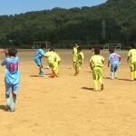 ガットフットボールクラブU-15 滋賀遠征 最終日