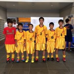 ガットフットボールクラブU15&gatt futsalU15 和歌山アズーロ大会