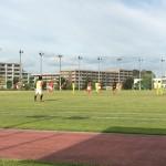 ガットフットボールクラブU-15 練習試合 VS 奈良学園登美ケ丘中学校