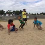 ビーチトレーニング 芦屋浜