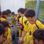 gatt2008 U12 エンジョイ5 ファーストステージ 優勝