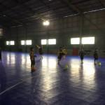 アカデミーU12プレアカデミーU10 ピヴォスタジアム 練習試合