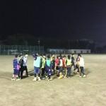 フットボールクラブ体験会