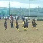 サッカー交流戦