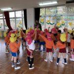 木津幼稚園 巡回サッカー教室