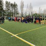 gatt u14 関西フットサル施設選手権 関西大会出場中です。