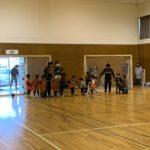 3月24日日曜日 木津川市後援!サッカー、フットサルはじめたい幼児!大募集!無料幼児フットサルクリニック!開催