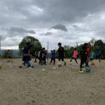 ガットサッカークラブ1年生から6年生まで 募集中です。