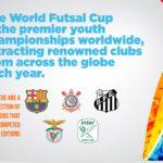 ワールドフットサルカップ セレクション